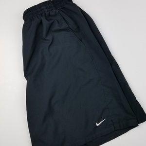 Nike FitDry Men Athletic Shorts Black XL